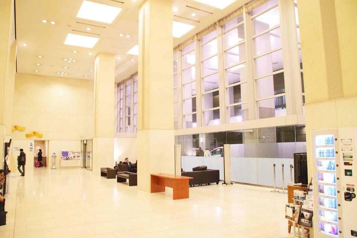 東京ビッグサイトから一番近いホテル「東京ベイ有明ワシントンホテル
