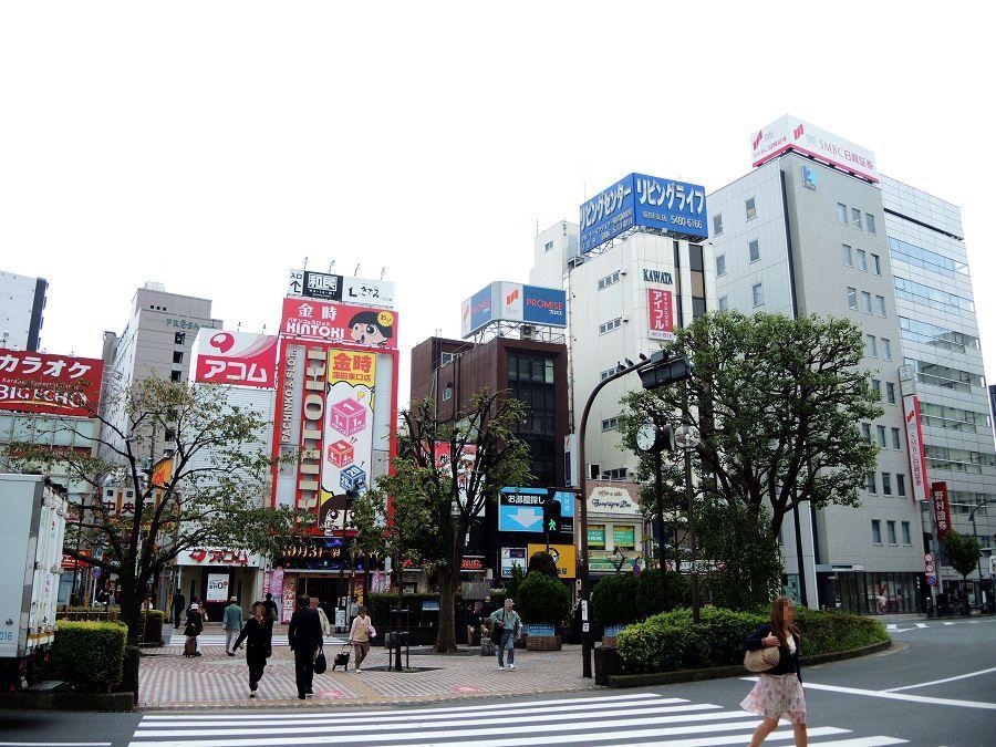 お楽しみたくさん蒲田の街