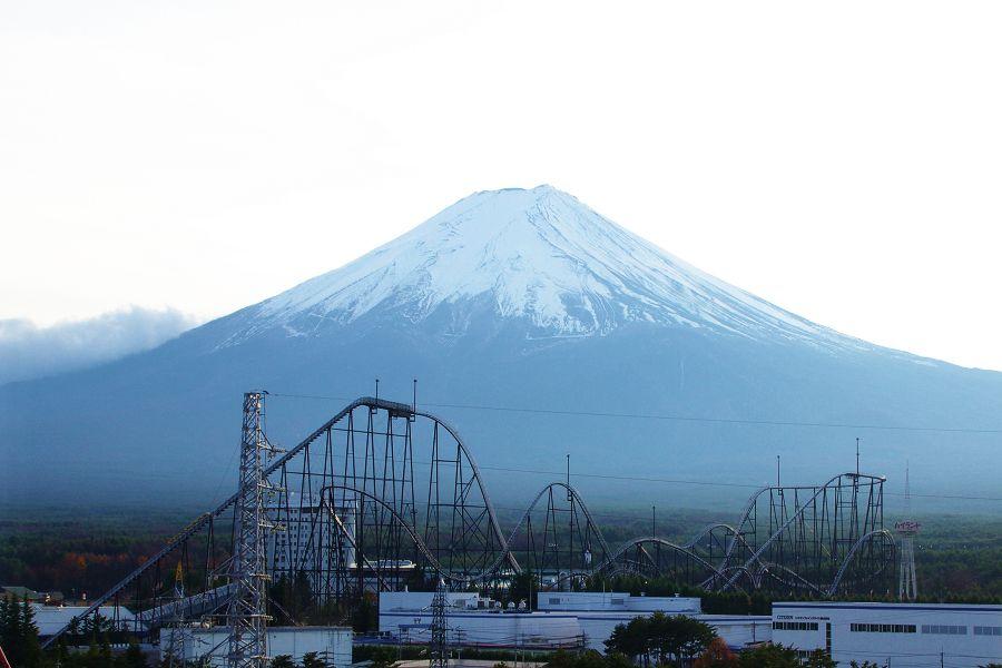 富士急ハイランド 温泉
