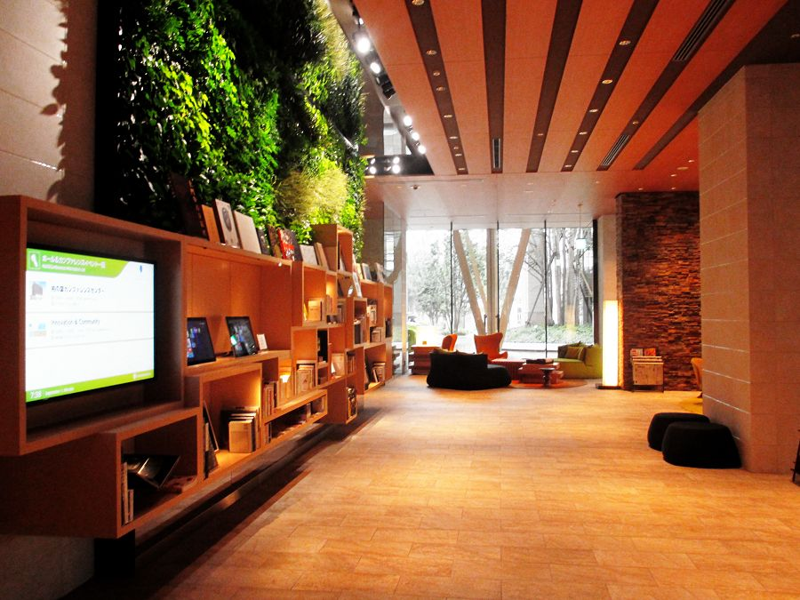 環境に優しいホテル