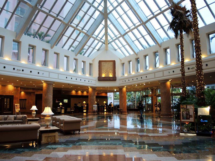リゾートホテルの魅力