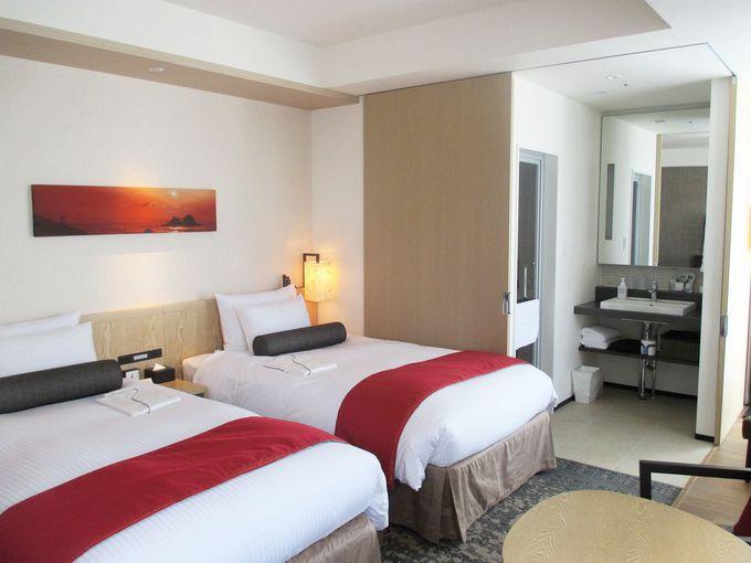 ハイクラスの宿泊主体型ホテルが人気