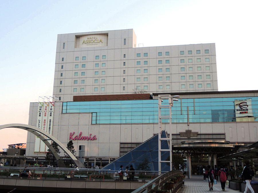 1.ホテルアソシア豊橋