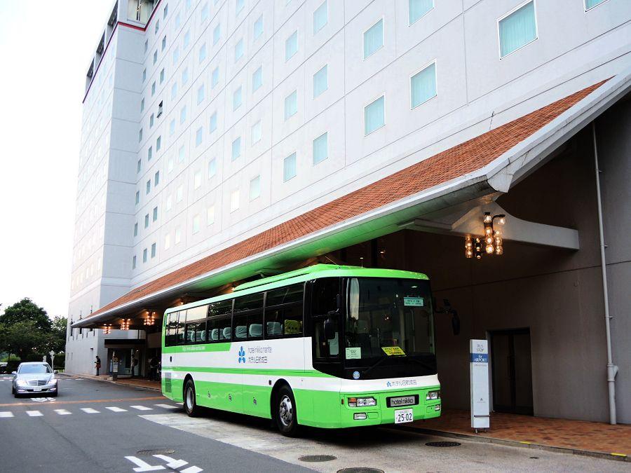 空港から近いホテル日航成田