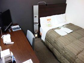 山形駅至近の快適ホテル「コンフォートホテル山形」