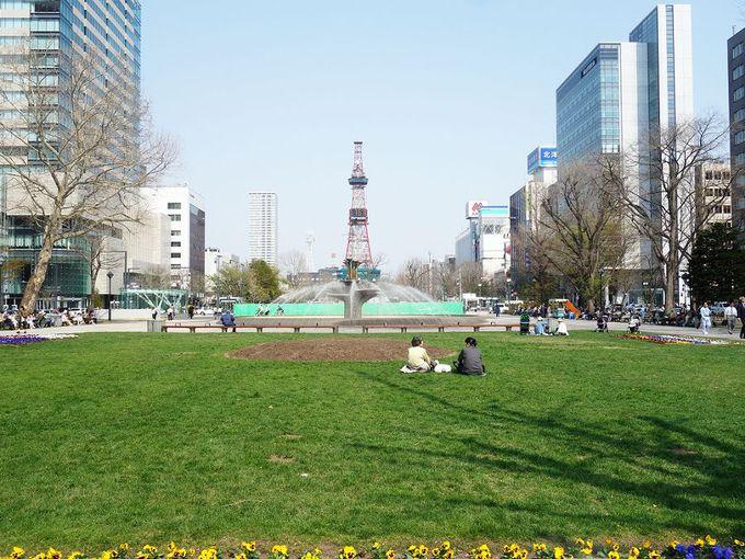 北海道観光の中心・札幌