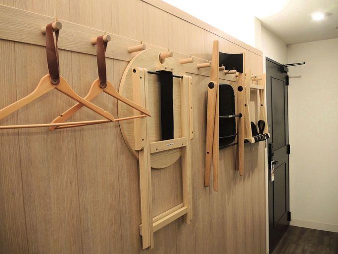 冷蔵庫のない「モクシー東京錦糸町」の客室