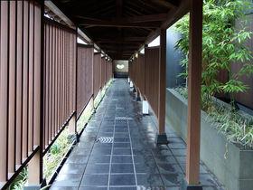 温泉天国で女性に優しい宿「別府温泉 竹と椿のお宿 花べっぷ」