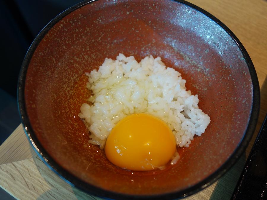 感動的な朝食
