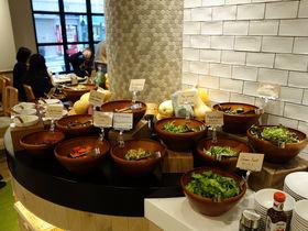 野菜の美味しい朝食を体験したい「クインテッサホテル大阪心斎橋」