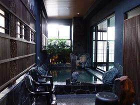 大都会でゆったり時間「天然温泉 浪華の湯 ドーミーイン大阪谷町」