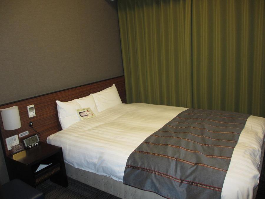 中心部の便利なホテル