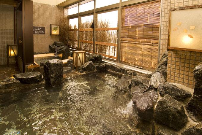 雰囲気のいい大浴場