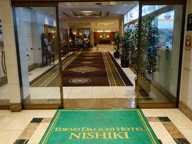 名古屋の繁華街錦の「東京第一ホテル錦」で格式感じるステイを