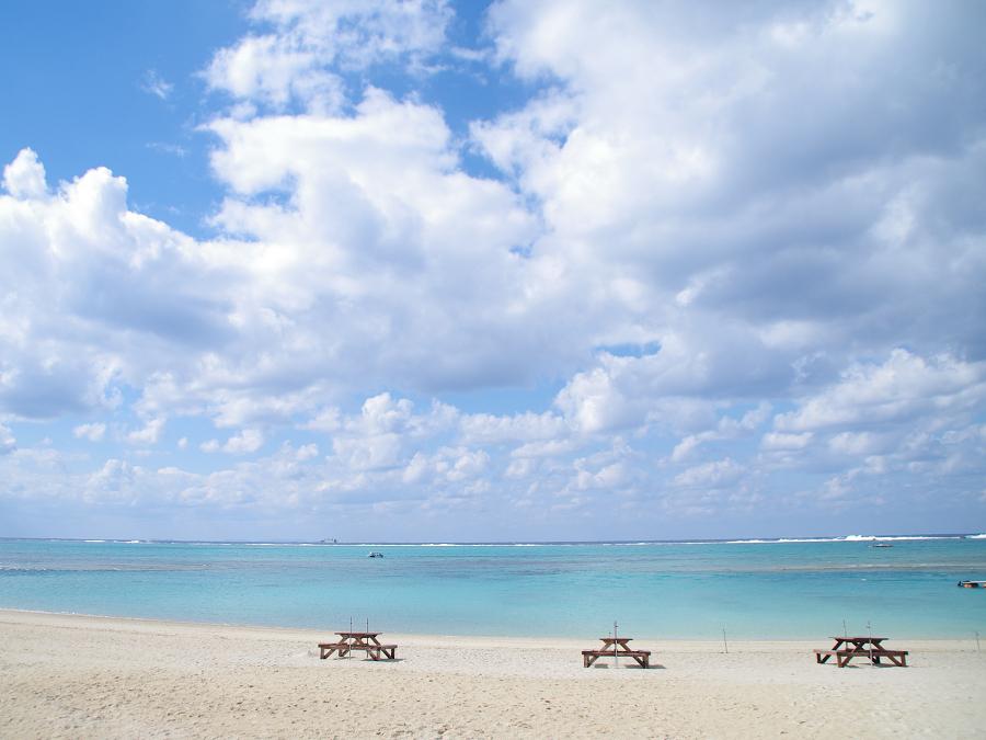 見どころたくさんの沖縄