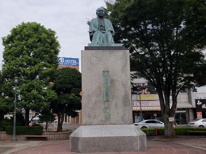 渋沢栄一と深谷