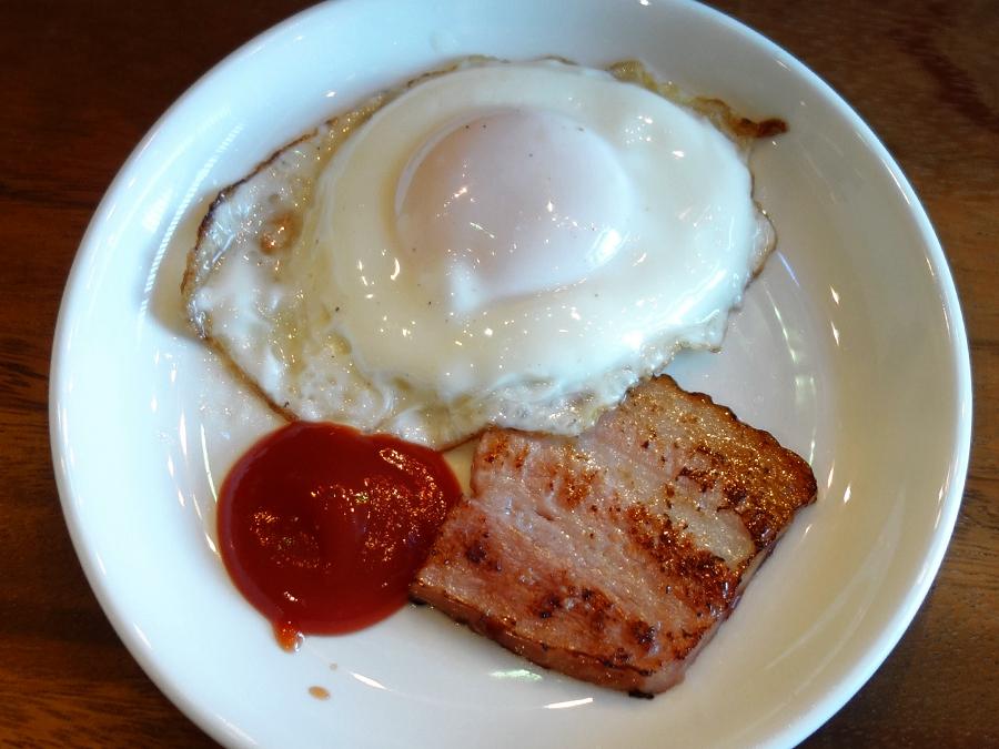 元気朝食でパワーチャージ