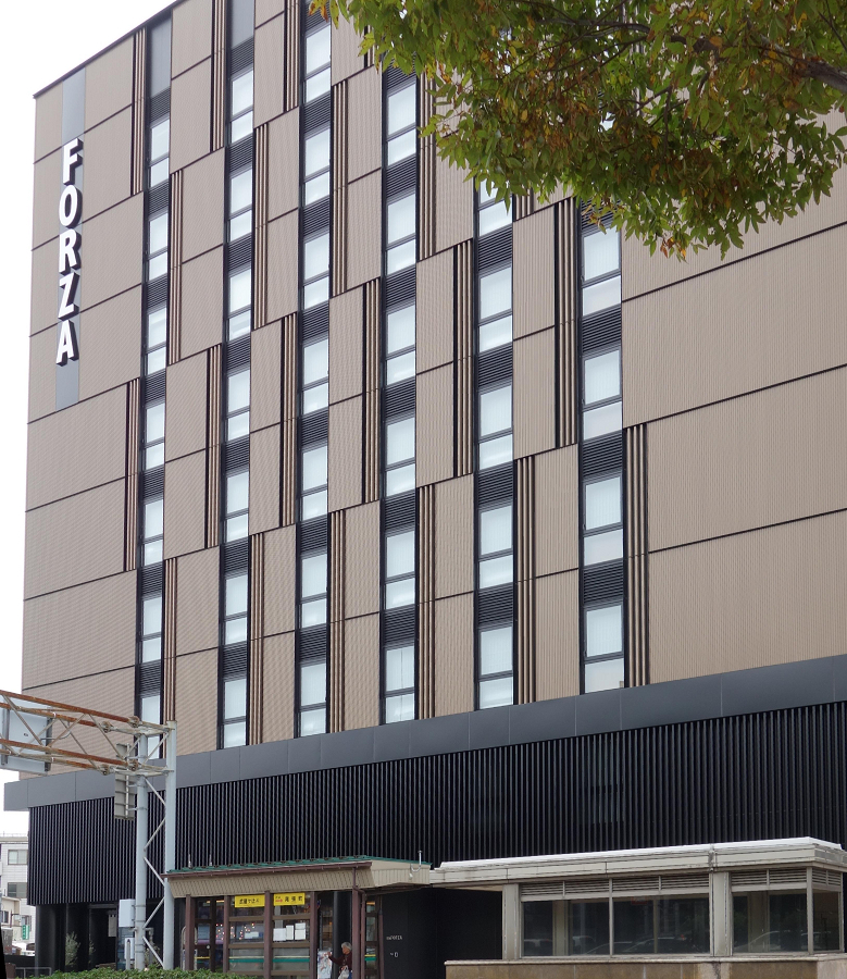 斬新なホテルが続々と