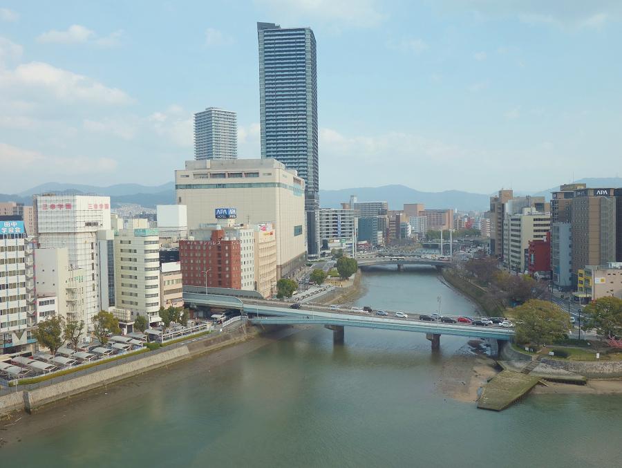 観光に人気の街・広島