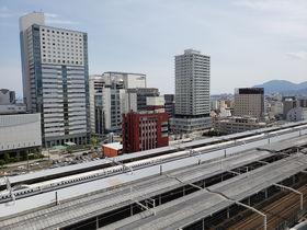 駅至近!街を代表するクオリティを誇る「ホテルアソシア静岡」