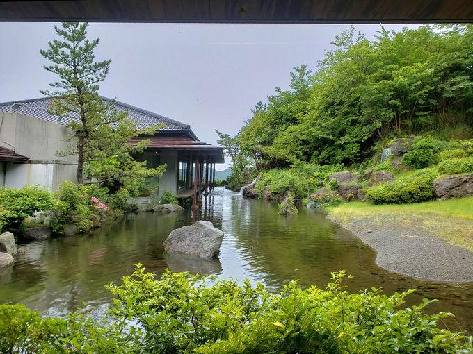 和の風景と彩をあしらった季節の日本料理