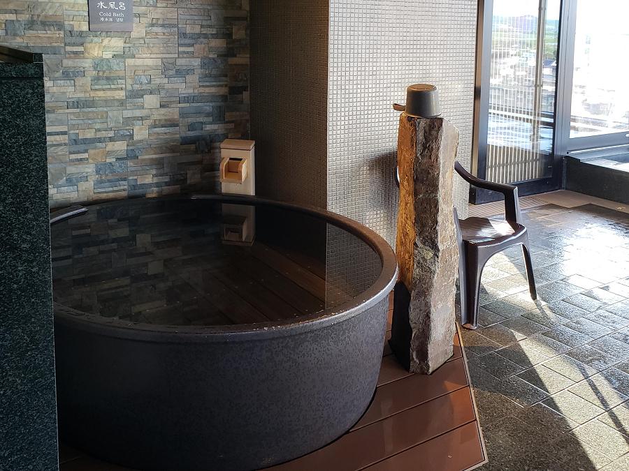 嬉しい天然温泉大浴場