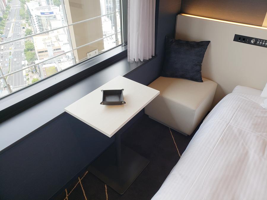 デザインコンセプトと客室イメージ