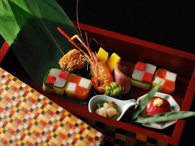 山海どちらにも近い、箱根ならではの「味」に舌鼓