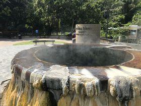 バンコクから国内線で約90分 タイの温泉地「ラノーン」でまったり