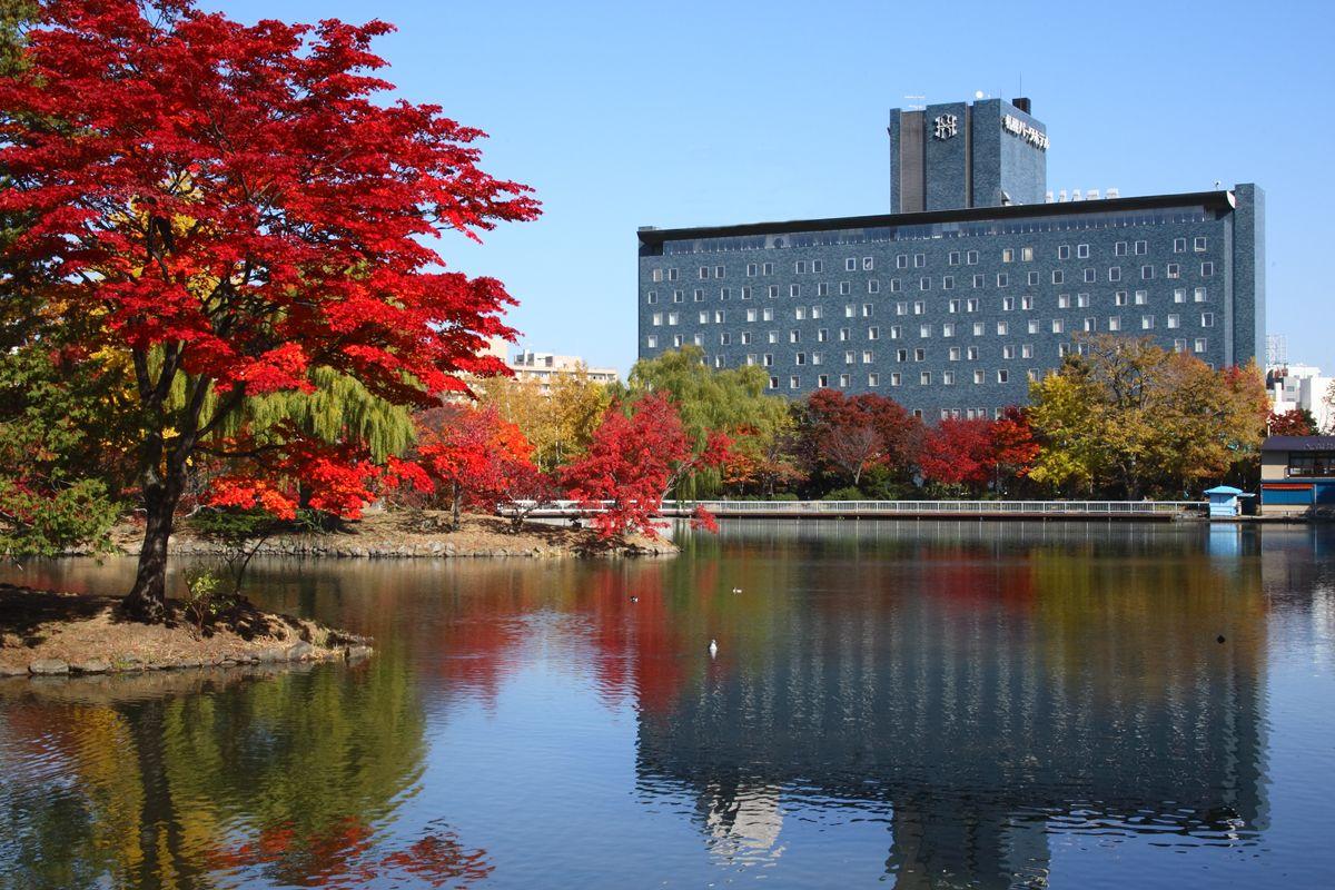 公園に隣接&食も充実!札幌のクラシックホテル「札幌パークホテル」