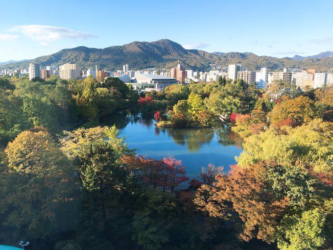 札幌の国際ホテルの草分け的存在