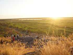 オーストラリア・ノーザンテリトリー「カカドゥ国立公園」で地球の壮大さを体感する
