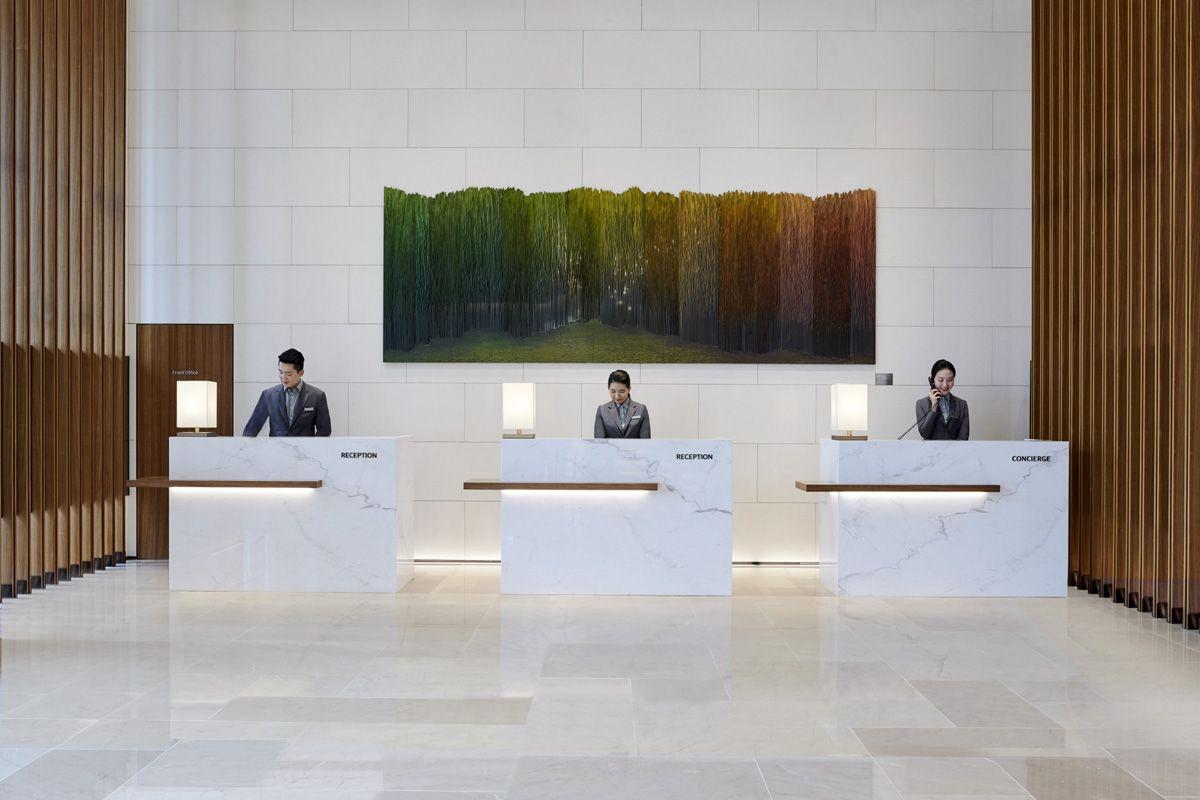 「コートヤード・ソウル・ボタニックパーク」は植物園隣接の癒しホテル