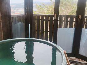 由布岳をのぞむ絶景宿「美星」で名湯と地産地消の食を満喫