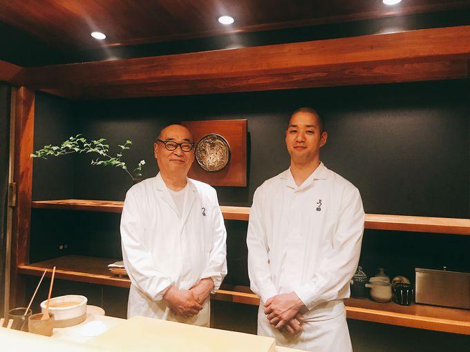 飛行機に乗ってもわざわざ食べに行きたい、唐津の名店鮨へ