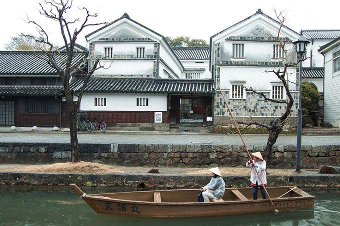 「倉敷民藝館」で、古き良き暮らしを知る