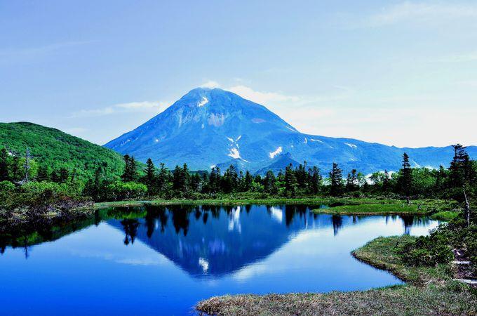 羅臼湖トレッキングコースで、北海道一の絶景を「三の沼」から眺めよう!