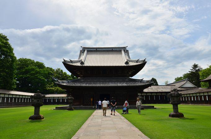 日本遺産 富山・高岡でまずは訪れたい!国宝「瑞龍寺」