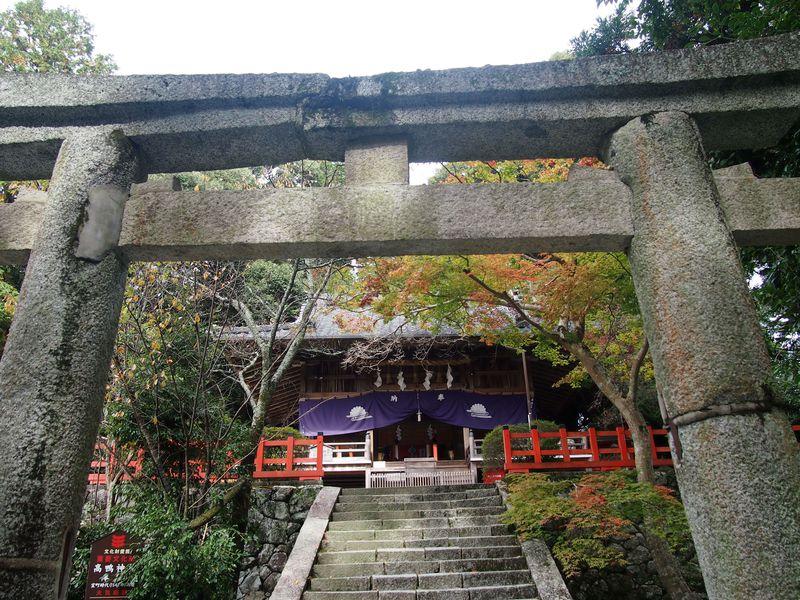 歴史文化館から始める奈良・葛城の道、神話の伝承多き古道を歩く