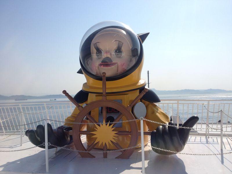 モーニングうどんも! 神戸発オトクな夜行船で香川に行こう