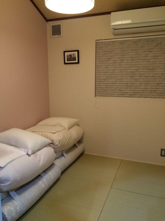 和室の個室も完備!落ち着ける快適空間に