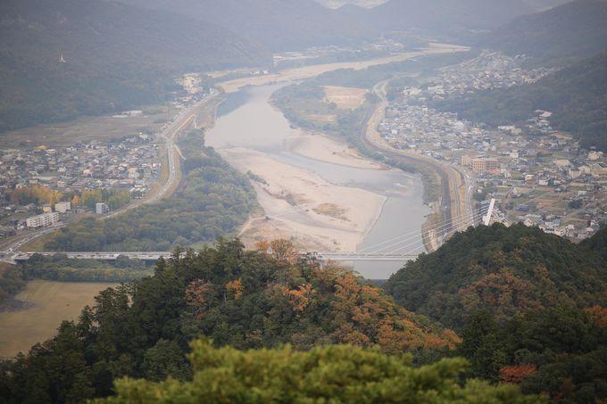 金華山や長良川の美しい自然環境や眺望