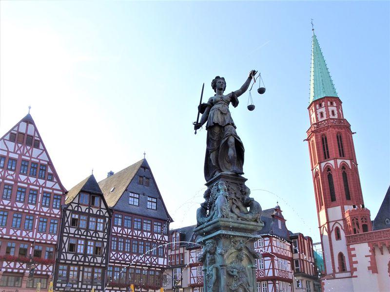トランジット中に「フランクフルト」の観光スポットを巡っちゃおう!