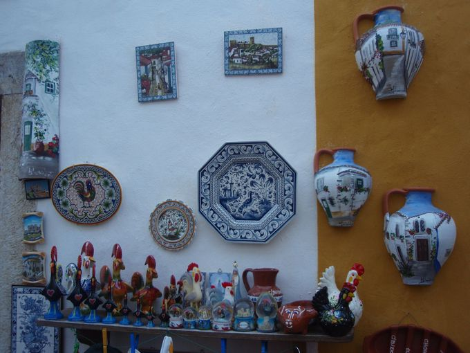 おすすめのお土産は陶器