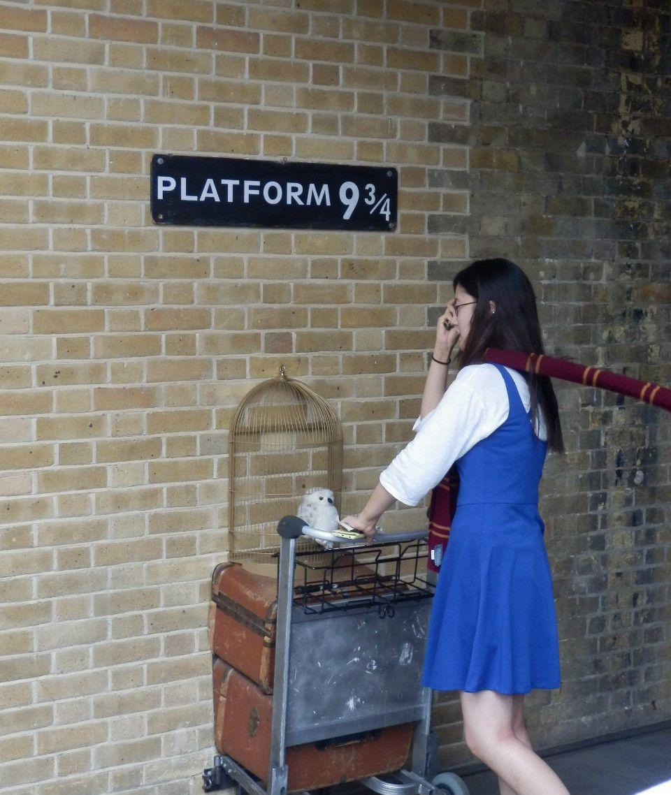 """『ハリー・ポッター』ロケ地!ロンドン""""ホグワーツへの玄関""""を訪ねてみよう"""