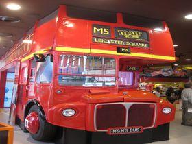 カラフルでわくわく!英国「M&M'S WORLD」はお土産にも最適