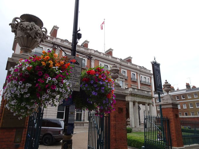 ロンドン中心部で、ゆったり落ち着いて鑑賞できる「隠れ家的美術館」