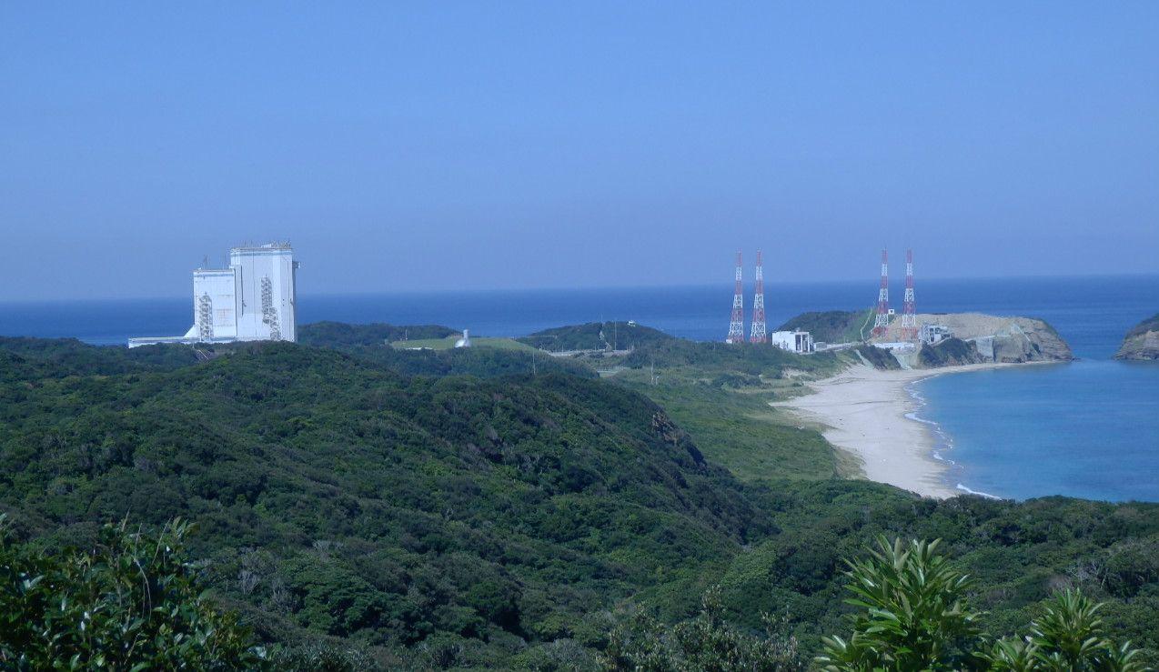 必見!世界一美しい「ロケット発射場」