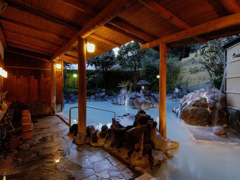 温泉好き必見!泉質の良さで選ぶなら・鹿児島「霧島国際ホテル」で決まり