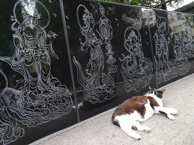 愛するペットと共に永久の眠りに就ける寺